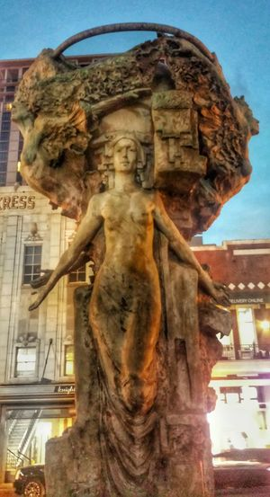 Sculptures Urban Lifestyle Hanging Out No Location Needed EyeEm Best Shots Capture The Moment Popular Photos Downtown
