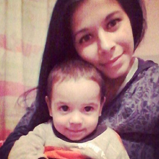 Mi pequeño adorado! Matias! ♥