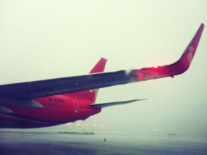《大雨》 Airport