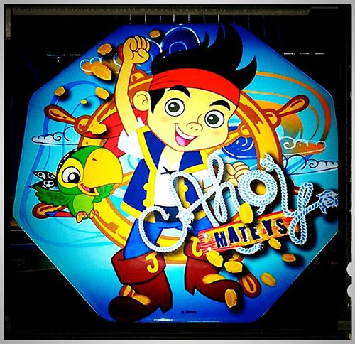 Disney Pirate Disney Ahoy Mateys Collection Signs Mateys Movies Movieposter Movie Poster Movie Posters Movieposters Pirates Collectable Merchandise Collectable Items MOVIE Ahoymate Ahoymateys Illuminated Signs Multi Colored Multicolored Colorful Colourful Matey Cinema Posters