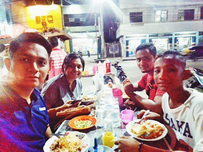 Family❤ Mangi Family Dinner