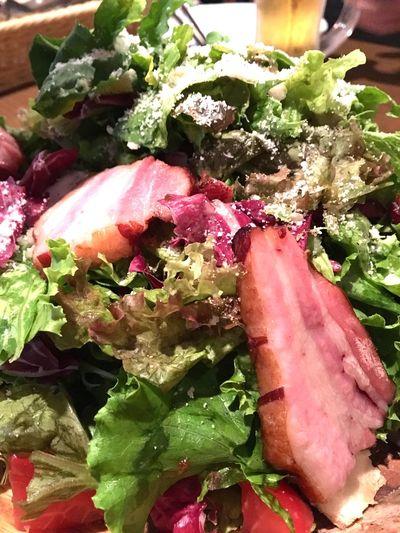 昨日のサラダ Food And Drink Freshness Food Healthy Eating No People Vegetable Wellbeing