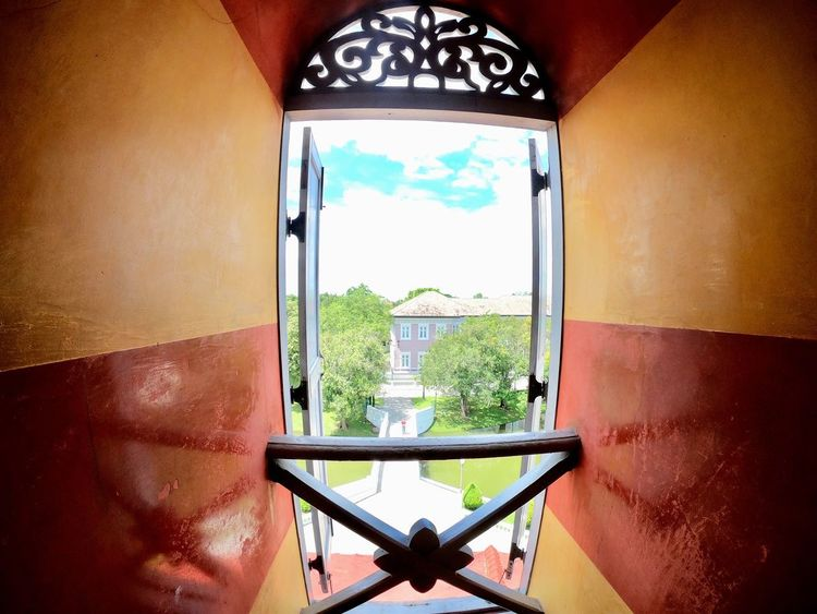 Goprooftheday Goprolife GoProhero6 Thailand Photos Thailand_allshots Thailand Architecture Built Structure Window Day Building No People Building Exterior Wall - Building Feature Sky Outdoors Sunlight