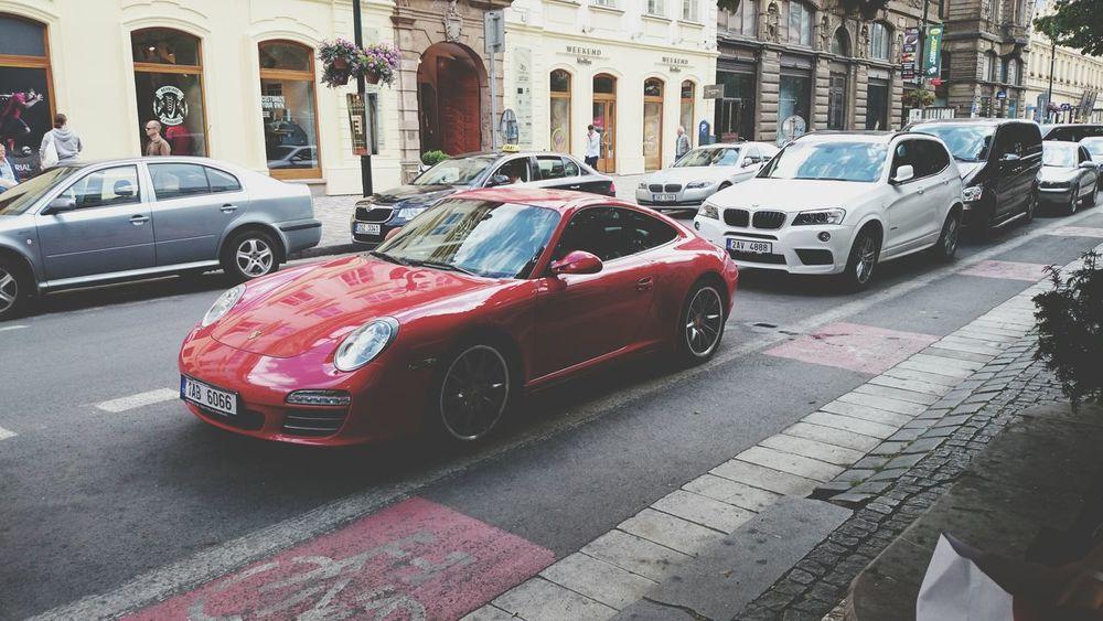 Love this car :-o <3 Porsche 911 Awesome Car Bmw Prague