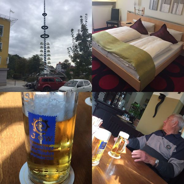 Second day in Straubing Germany Food And Drink Augustiner Straubing