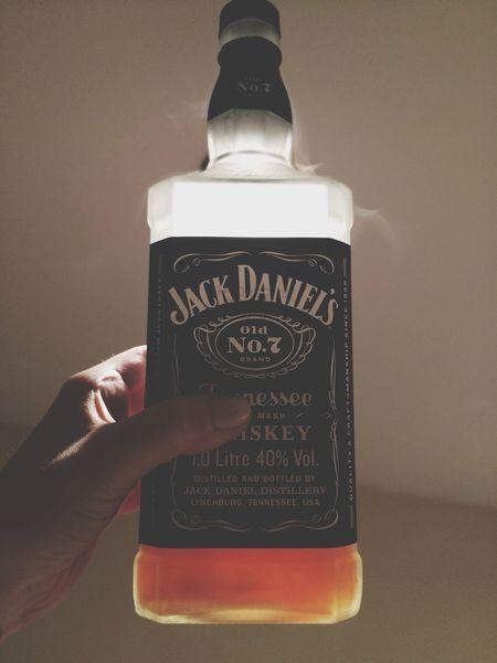 Cold jd Viscom Jack Daniels Cold Bottle