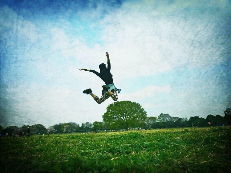 jump!! High!!! Jump