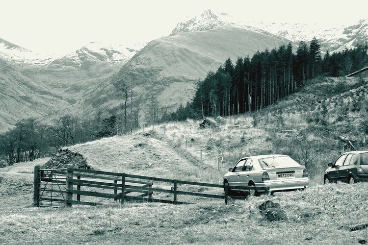 Monochrome Photography Scotland Fujifilm 6900 2003 Landscape Outdoors Mountain Countryside Blackandwhite Blackandwhite Photography B&w