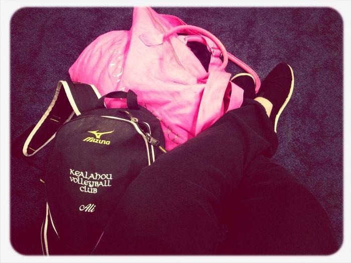 Anxiously Awaiting My Flight