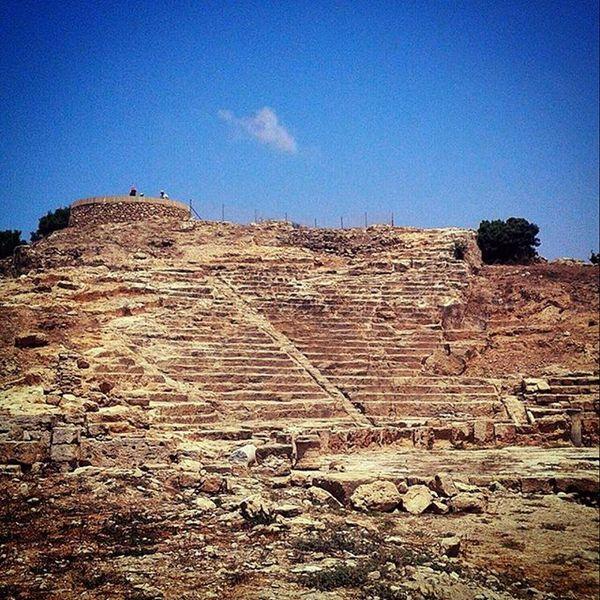 Cyprus Cyprus_on_line Paphos Amphitheater Dig Antient Dionysos_central Dionysoshotel кипр пафос амфитеатр раскопки дионисоссцентрал небомореоблака