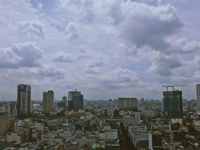 My City Skyscraper Cityscape EyeEm Best Shots Cloud - Sky Phonegraphy