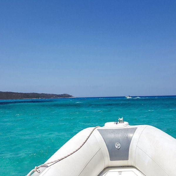 Sun Summer ☀ Bluelagoon Bluewater Paradise Island Boat Capitain Sea Liberty Island Corsica Bellavita