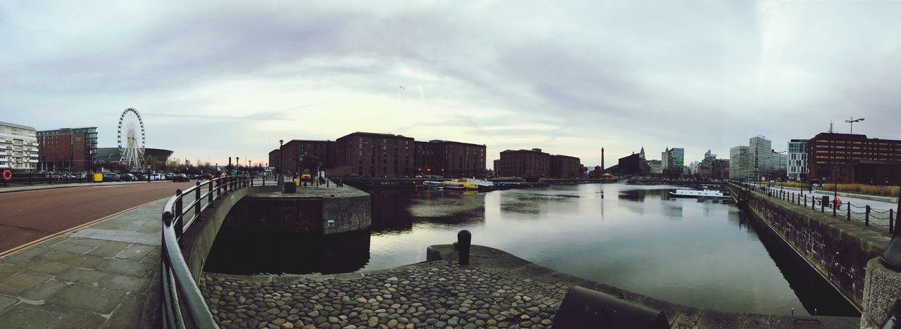 Albert Dock,Liverpool Nofilter Panorama
