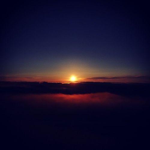 A peaceful sunrise brings hope rarely found. Travel Yqr SK  Nature sky sun sunrise skylovers skypainters mothernature ladd00 canada explorecanada travelcanada prairielife prairies prairieskies landoflivingskies Saskatchewan sask exploresask regina