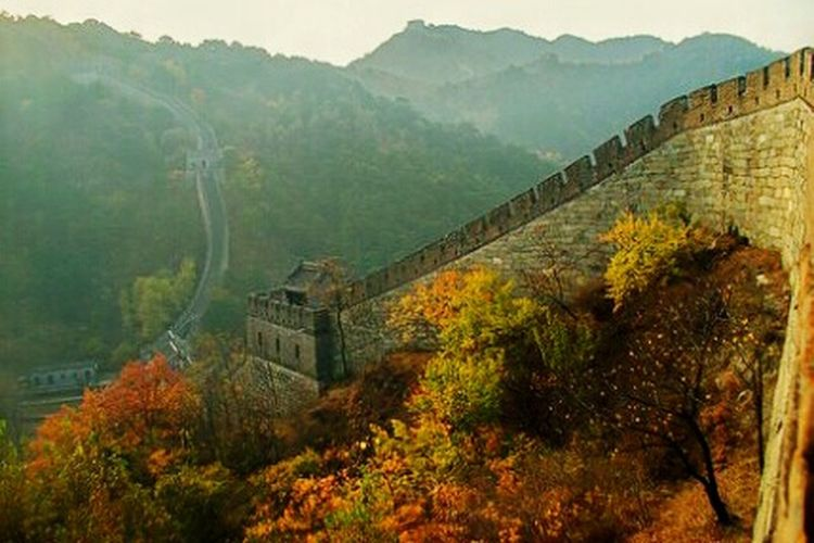 The Great Wall . . . Truly Great! China Beauty Chinese History China Culture Chinese Architecture China World Heritage Site Great Wall Of China Great Wall Of China Tower Chinese History China Photos China In My Eyes China History