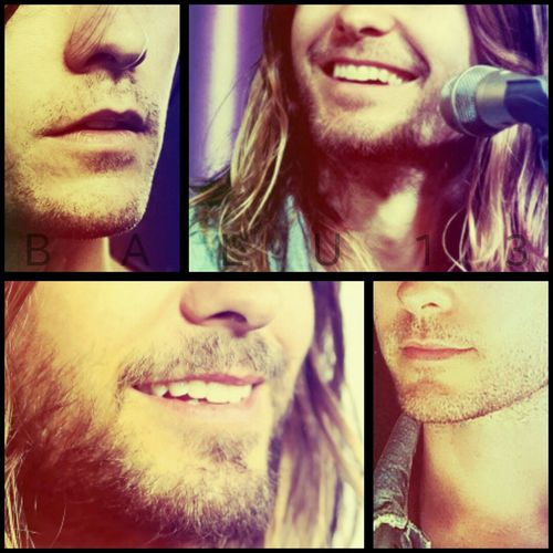 Jaredleto Beautifullips