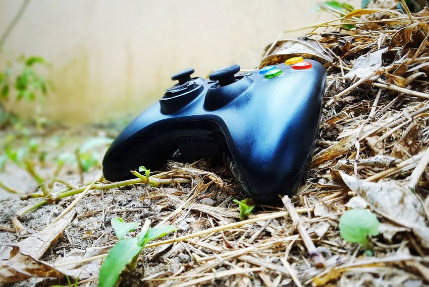 Still using it Xbox Xbox 360 Outdoors Nature Close-up Technology PhotographyNo People Technology Everywhere Technology And Nature