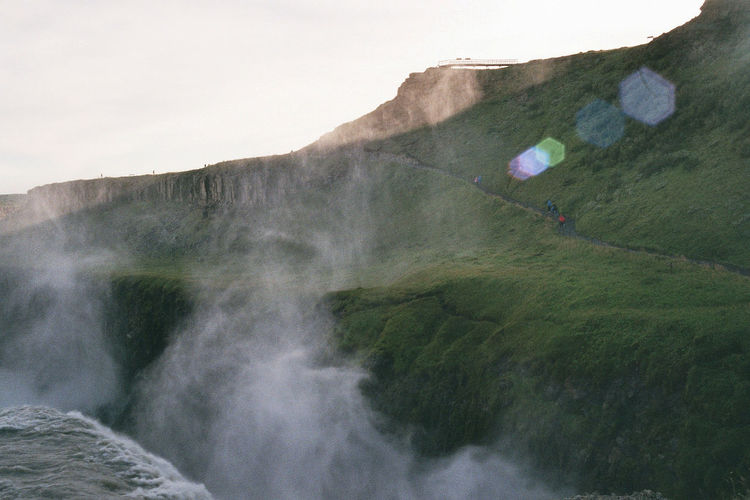 Iceland Outdoors Peopleless Remote Scenics