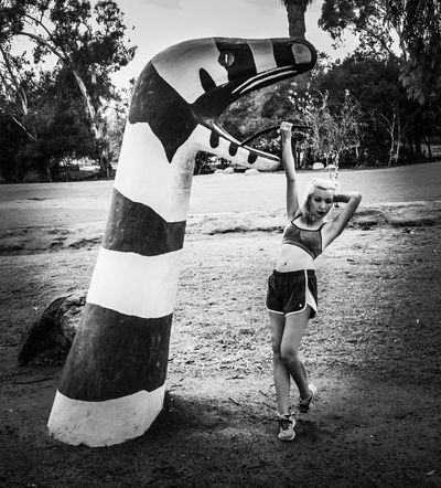 Outdoors Sports Clothing Sport Sports Training Fitness Model Black And White Young Women California Beautiful Woman Escondido Tiina Kit Carson Park Female Model Escondido, Ca Only Women Blackandwhite Photography Snake Fitness Women Strength Exercising Finding New Frontiers TCPM Art Is Everywhere