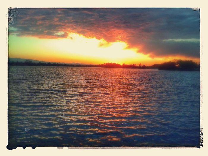 Lake Relaxing