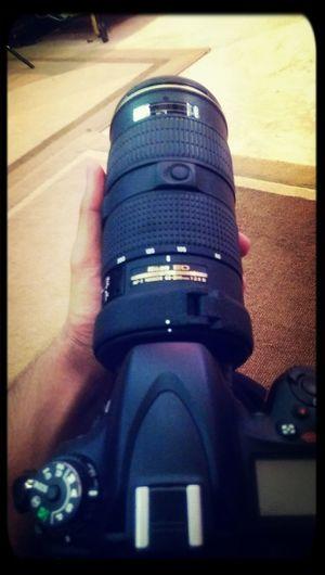 Camera Lens Nikon D610