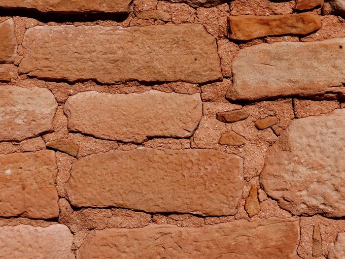 Cracked Brick Brick Wall Adobe Structure Wall Mortar Arid Climate Sand Earlystructure