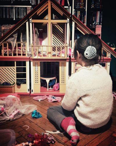 Dolls Indoors