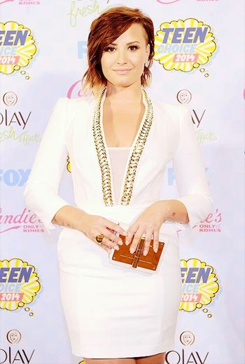 Demi Lovato ❤ DemiLovato Lovatics First Eyeem Photo