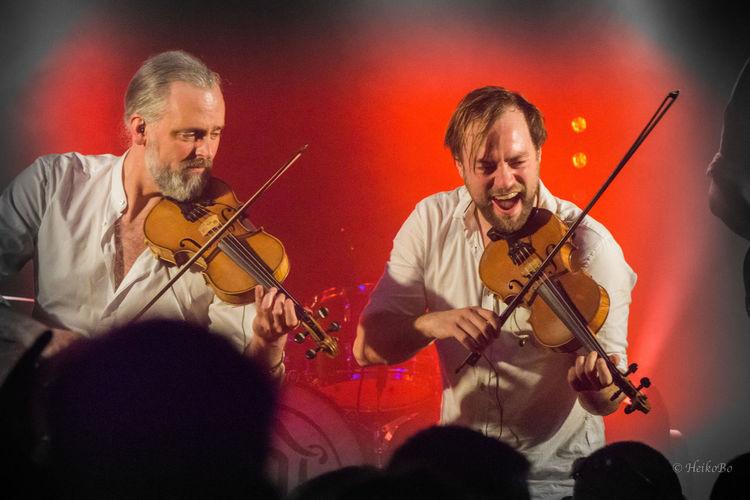 Versengold, Pressemwerk Bad Salzungen Heikobo Versengold Versengold Zeitlos Tour 2016 Konzert Live Music Badsalzungen Pressenwerk