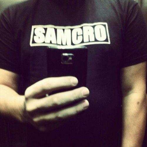 Today's tee Samcro Samcrow Tshirtmaniac
