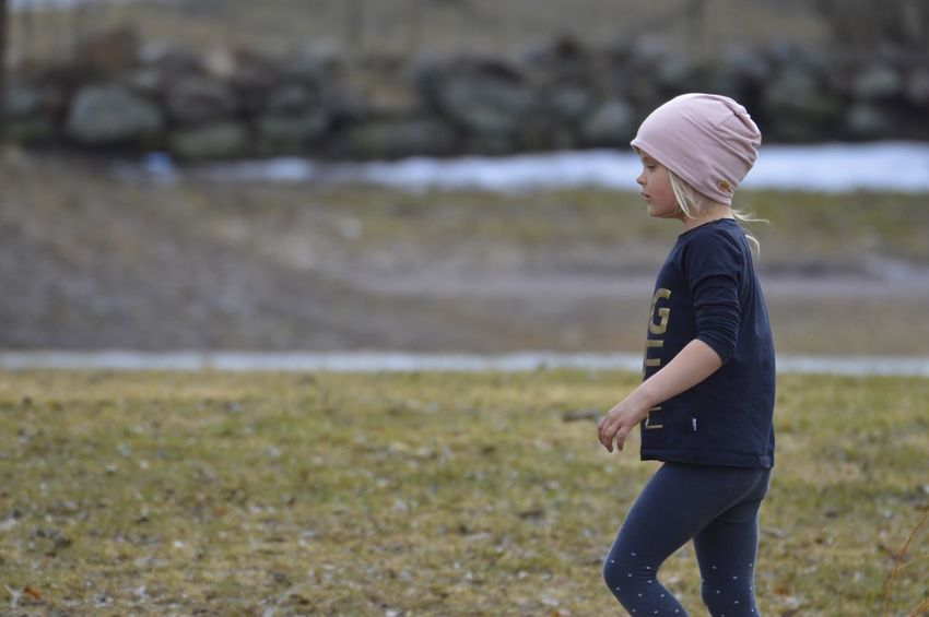 Girl on a stroll Stone Wall City Park City Parks City Life Tree Park Outdoors Girl Childhood Child Springtime Spring Soil Urban Lifestyle Wear Pink Color Freedom Selective Focus Urban Nature Blond Hair Standing Grass Thoughtful Calm Tranquil Scene Scenics Idyllic Tranquility This Is Family Visual Creativity #FREIHEITBERLIN The Street Photographer - 2018 EyeEm Awards The Photojournalist - 2018 EyeEm Awards The Great Outdoors - 2018 EyeEm Awards
