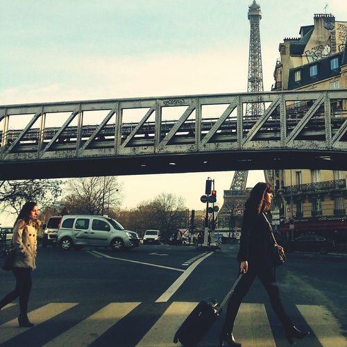 Parisian style Urbanphotography Photowalking Paris Paris Eiffel Tower