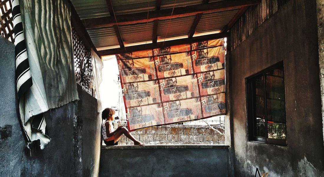 Alone Eyeemphotography EyeemPhilippines Streetphotography Street Alone Sitting Lonely Sad