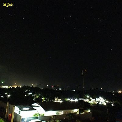 Stary night... WeLoveBalikpapan Gadgetgrapher Latepost Homesweethome