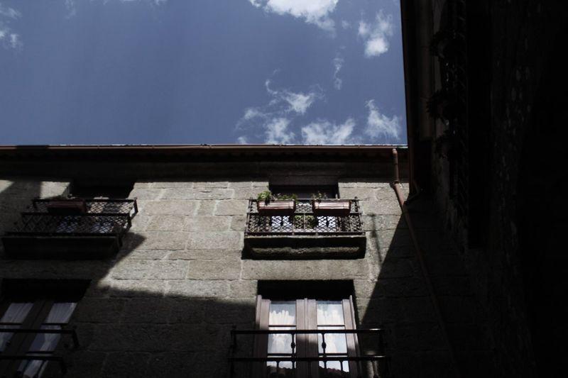 Medieval Portugal Lamego Castel House Window