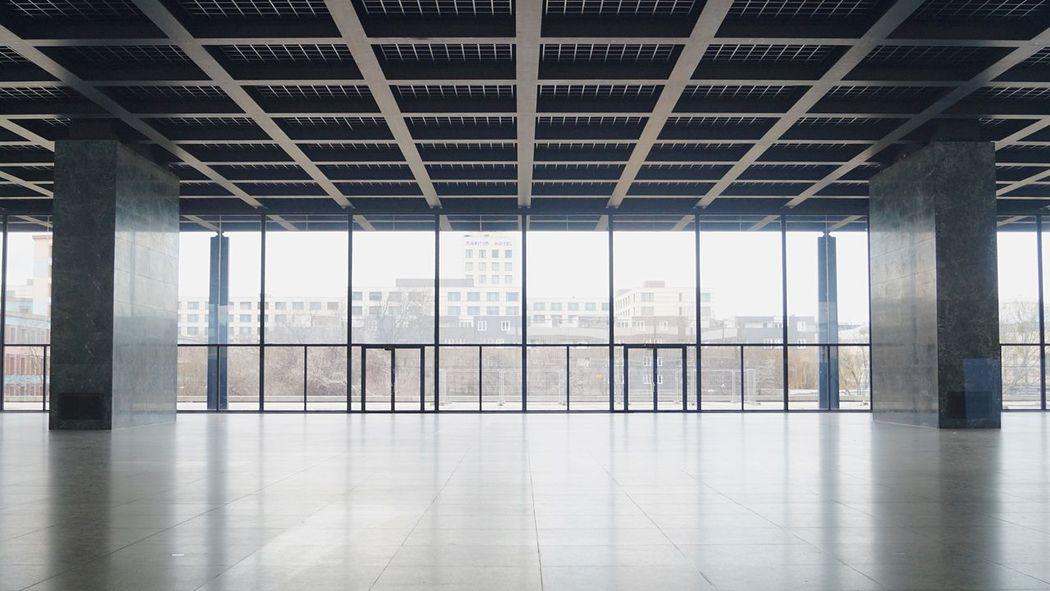 by Mies Van Der Rohe Neue Nationalgalerie Berlin The Architect - 2016 EyeEm Awards Your Design Story The Innovator Fine Art Photography Minimalist Architecture The Architect - 2017 EyeEm Awards The Architect - 2017 EyeEm Awards Discover Berlin