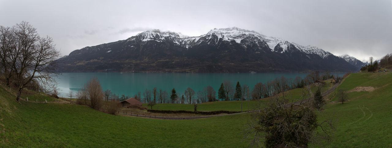 Berneroberland Betterlandscapes Brienzersee Lakeandmountains Landscape Swiss