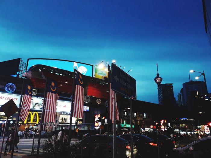 bukit bintang view BukitBintangKL Illuminated City Arts Culture And Entertainment Amusement Park Sky Architecture
