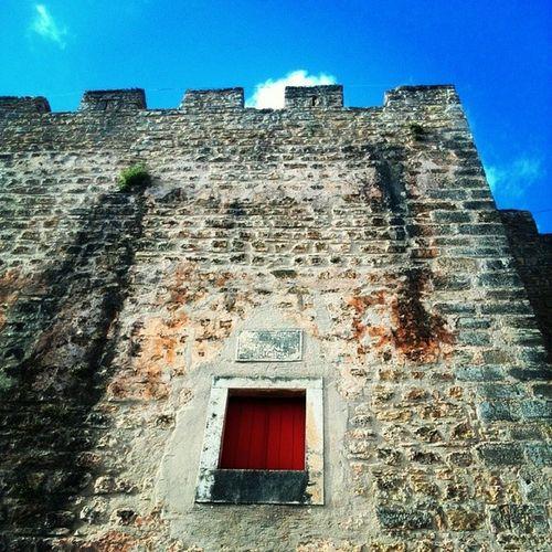 Redwindow Castle Óbidos  Bluesky World_shooters Oestealive