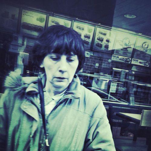 at Subway