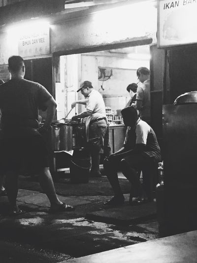 Street photography Streetphotography Street Food Chinese Food Perspective Char Kway Teow Asian Food Culture Busy Street