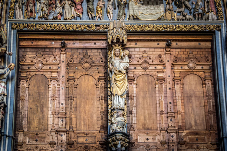 Arch Architectural Column Architecture Art Built Structure Capital Cities  Carving Carving - Craft Product Creativity Day Design History Low Angle View No People Ornate Tourism Travel Destinations