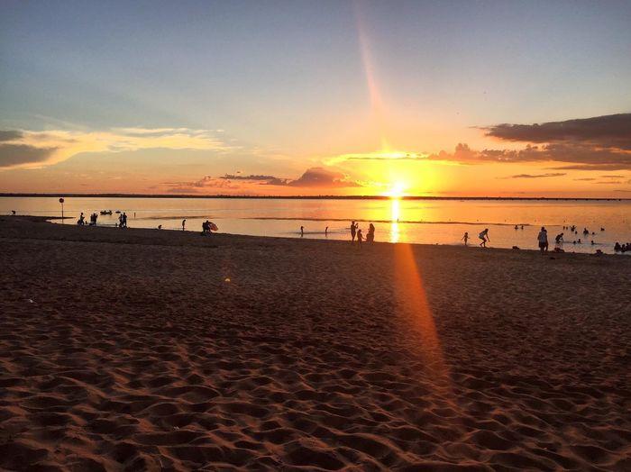 Beach Sand Sun