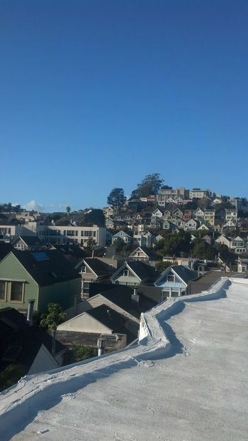 Noevalley Daytime Sky San Francisco Neighborhood Phoneography Houses Architecture Architectureporn