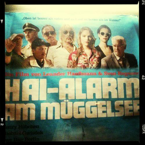 ganz großes Kino!!! Movies Müggelsee