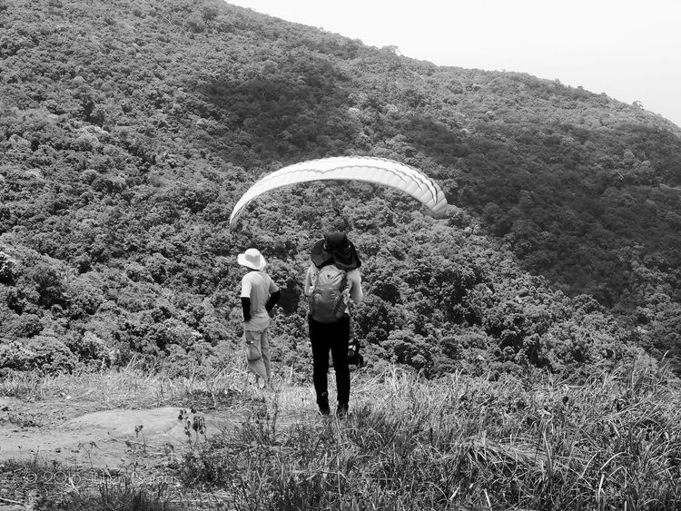 Black & White Black And White Blackandwhite Competition Da Nang Day Event Landscape Landscape_Collection Landscape_photography Nature Nature Photography Nature_collection Outdoors Paragliding Scenics Sky Vietnam