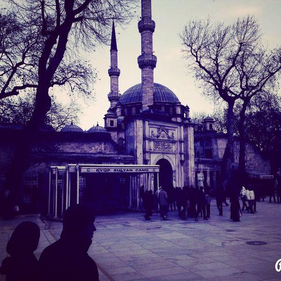 Eyup Sultan ıslam♥ Photo Vscogood Amazing Nature Turkey