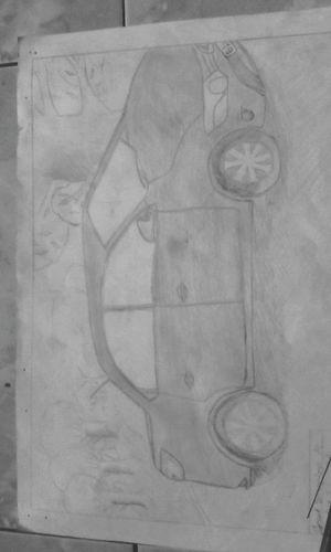 Learning Hello World Art, Drawing, Creativity