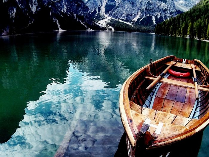 Braies Braies Lake Water Lake Tranquility Reflection Travel Destinations Travel Beauty In Nature Mountain Nature Photography Eyemphotography EyeEm Best Shots Beauty In Nature Nature_collection Eyemcaptured Eyem Best Shot - My World Eye4photography  Taking Photos EyeEmBestPics Colour Of Life Dettails  EyeEm Gallery Perpective Visititalia_da_scoprire