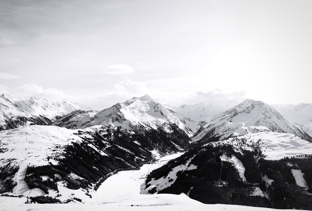 In love with these Mountains Snow Blackandwhite Black & White Black And White Open Edit EyeEm Nature Lover Fresh 3 Enjoying The View Winter Wonderland EyeEm X WhiteWall: Landscapes